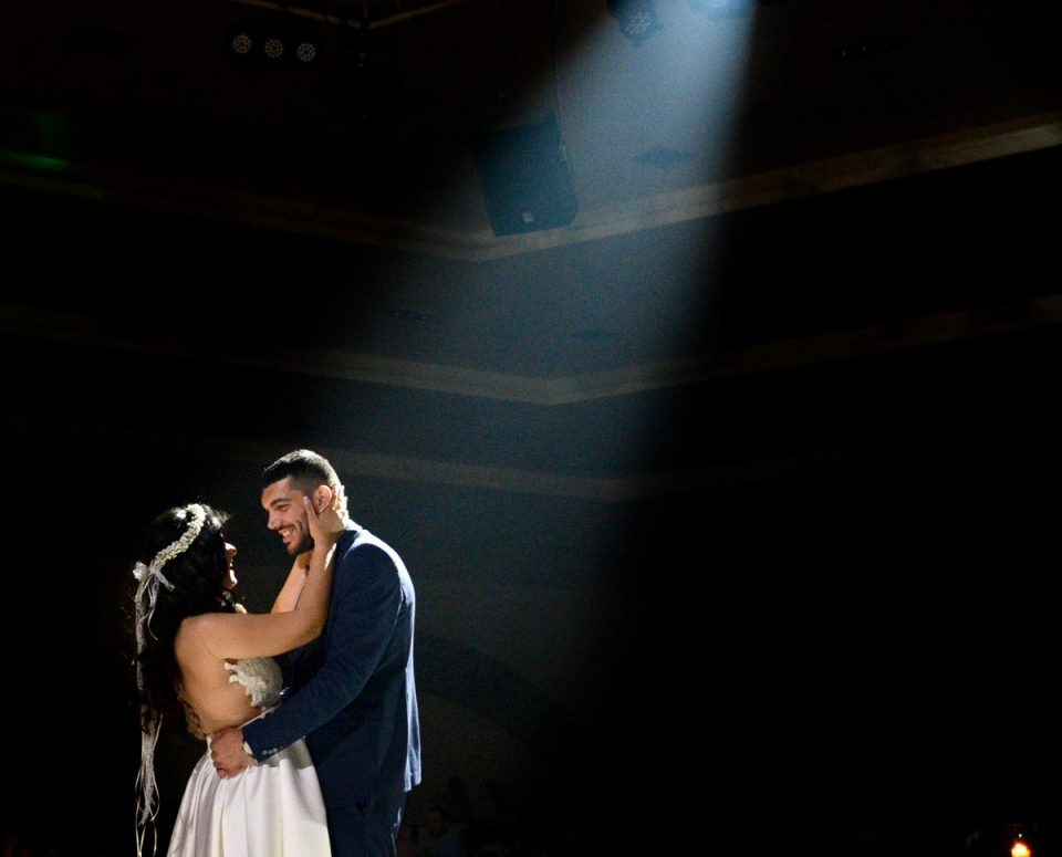 Ο Γάμος μας Αντώνης Νικολέττα